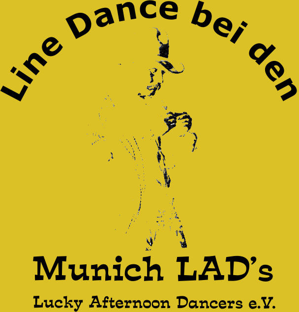 Line Dance bei den Munich LAD's Lucky Afternoon Dancers e.V.