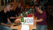 unser Tisch/our table